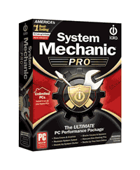 System Mechanic Pro box dealarious