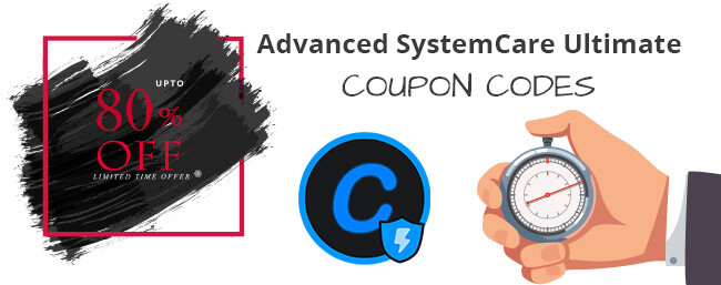 Advanced systemcare ultimate coupon code discount