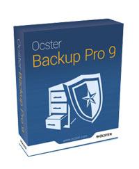 ocster Backup pro 9 box