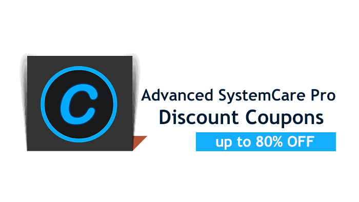 Advanced SystemCare Pro Coupon Codes