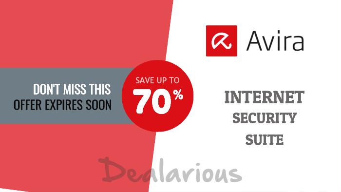 Avira Internet Security coupon codes