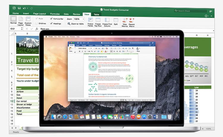 Microsoft Office 2016 for Mac