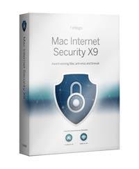 Intego Mac Internet Seccurity X9 Box
