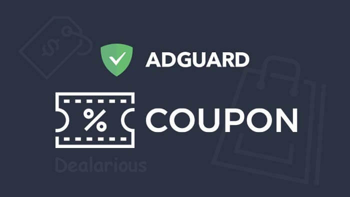 Adguard Coupons Dealarious