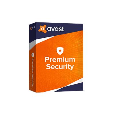 Avast Premier box