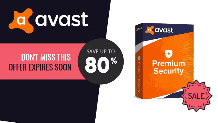 Avast Premium Security Promo Coupon