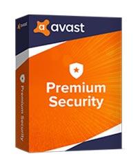 Avira Premium Security box