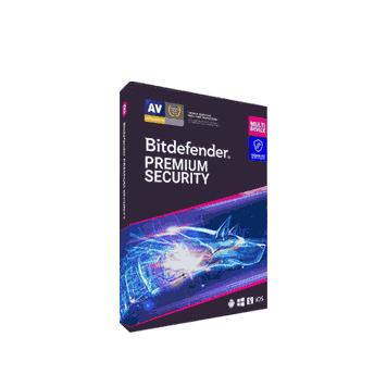 Bitdefender Premium Security Coupon Gallery