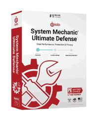 System Mechanic Ultimate Defense Box