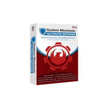 System Mechanic Ultimate Defense Coupon Gallery